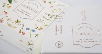 Elisabeth Chocolatier - Packaging S/S 2016
