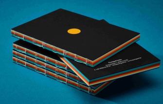 Rainbow® Notebook Puntgaaf gedrukt