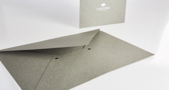 Carterre - A3 presentation and offre folders 6+ envelopes