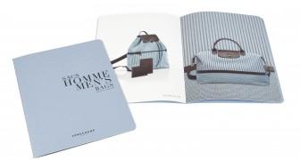Longchamp Men S/S 2016 Press file